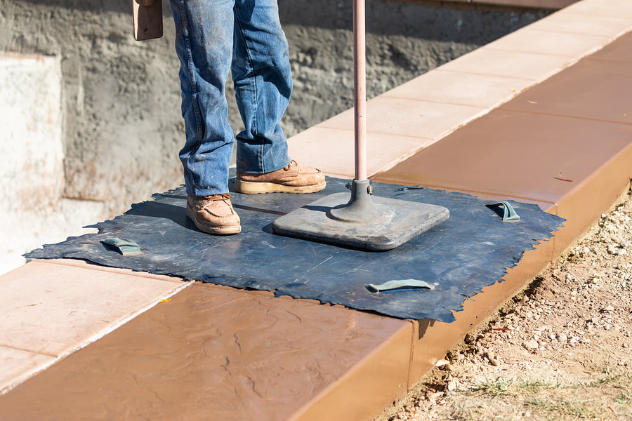 ​Stamped Concrete